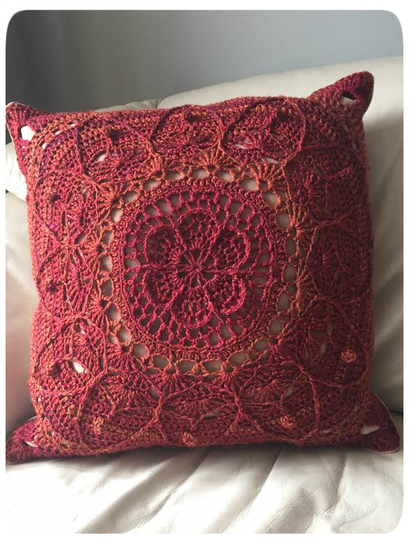 Sophie's Universe Pillow #1